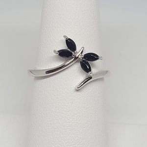 Jewelry - Sterling Silver Dragonfly Ring